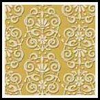free backing papers | Swirly daisy
