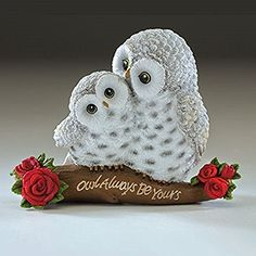 Kayomi Harai Owl Always Be Yours Figurine by The Hamilton Collection *** See this great product.