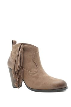 Nixon Taupe Ankle Boot