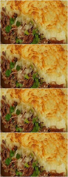 Heat the oil in a pan and sauté the beef and onion. Chocolate Cheesecake, Spanakopita, Sweet Desserts, Confectionery, Quiche, Food And Drink, Low Carb, Yummy Food, Cooking