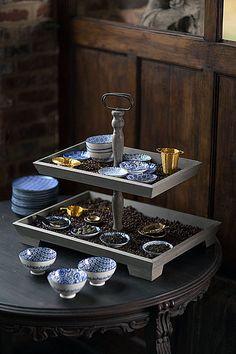 Mothology.com - Wood Rectangle 2 Tier Tray, $79.50 (http://www.mothology.com/wood-rectangle-2-tier-tray/)