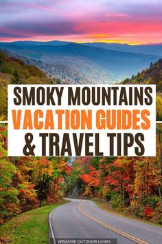Looking for travel advice on visitng the Smoky Mountains? Our famiily has been enjoying the Smoky Mountains for over 40 years and we'd love to share some tips with you. Travel Usa, Travel Tips, Travel Hacks, Travel Destinations, Alaska Travel, Alaska Cruise, Canada Travel, Budget Travel, Travel Ideas