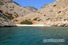 Gialoudia plage