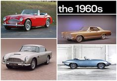 GQ Rewinds: The Most Stylish Cars of the Past 50 Years