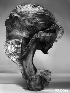The combination of this dress and the photograph... SO incredible I could cry... Nick Knight / Alexander McQueen.