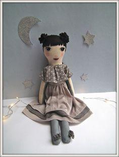 Cloth and Thread doll