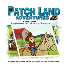 Patch Land Adventures – Children's Books About Wearing an Eye Patch by Carmen Swick My granddaughter had one. Some of my students have had some. Our friend's son had one. What did these children have? They all had a vision problem which necessitated wearing  an eye patch. - See more . . .