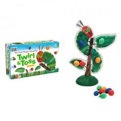 The Very Hungry Caterpillar Twirl & Toss Game