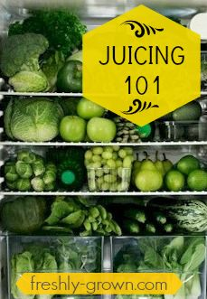 Great tips on juicing! #juicing #raw #health