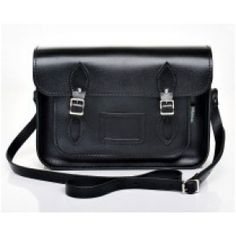 Black Leather Satchel - Zatchel Perfect as a Daddy Bag. Leather Satchel Handbags, Satchel Purse, Leather Purses, Classic Leather, Real Leather, Metallic Leather, Black Leather Satchel, Leather Bag, Black And White Baby