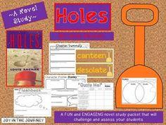 Holes book report essay