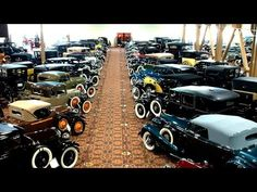 Classic Car Collection Of The Nethercutt Museum