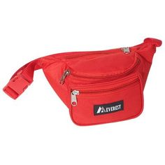 115 Signature Fanny Pack Color Red * Continue to the product at the image link. (This is an affiliate link) #WaistPacks