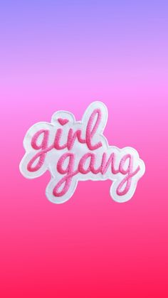 grunge, girl gang, and pink image