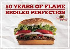 fast food ads - Google Search