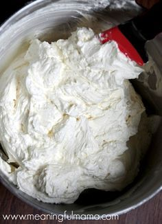 I am excited to bring you the best buttercream frosting recipe. I know a lot of people might claim to make the best, but I have tried a lot of recipes, and this one I have adapted from a few great ones I have found. I tweaked it until I loved it. I do cakes and cupcakes a lot, and I have found this frosting easy to work with, and… <a href=http://meaningfulmama.com/2012/04/day-103-buttercream-icing.html>Read More</a>