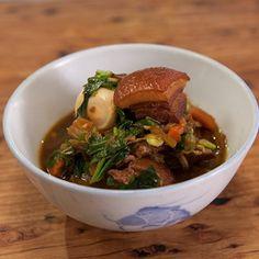 Buta No Kakuni (Japanese Braised Pork Belly) Another dish for Family ...