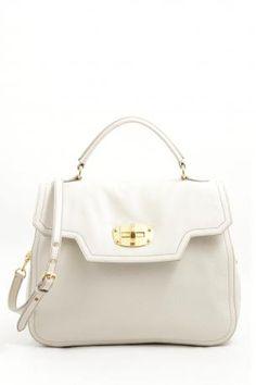 f15d45e20c66 pattina miu miu bag in talc white caribou calf. White hammered leather bag