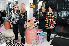 alice + olivia by Stacey Bendet x GOOD+ Foundation Toy Drive Kick-Off