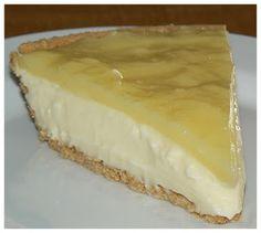 Le palais gourmand: Tarte au citron et au fromage à la crème sublime