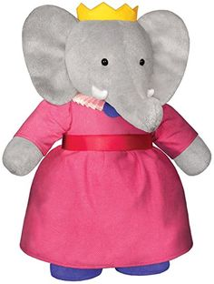 Yottoy Celeste 13 Soft Toy - Remember Baabar the Elephant? Our kiddos LOVED those books.