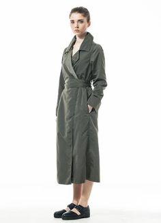Glamorous trench coat