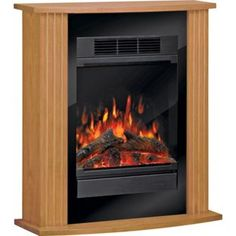 electric fires electric fireplaces and fire on pinterest. Black Bedroom Furniture Sets. Home Design Ideas