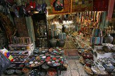 Market of Jerusalem Israel
