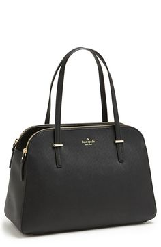 Kate Spade New York - 'Cedar Street - Elissa' Leather Tote - #938642 Clothing, Shoes & Jewelry : Women : Handbags & Wallets : http://amzn.to/2jE4Wcd