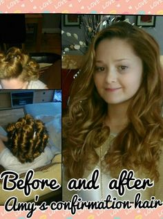 49 ideas for hairstyles curled confirmation Messy Bun Hairstyles, Braided Hairstyles Tutorials, Hairstyles For Round Faces, Hairstyles With Bangs, Short Hair Braids Tutorial, Braids For Short Hair, Short Hair Styles, Curly Highlights, Beard Haircut