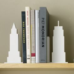 Skyline Bookends #sfc