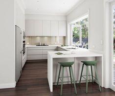 Gorgeous Small Kitchen Design Ideas 02 #kitchendesign