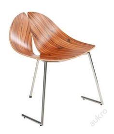 Design křesílko - třešňová dýha - Leaf (6665316149) - Aukro - největší obchodní portál