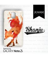 Lion Paint Design For Samsung Galaxy Note 3 - Consumer Electronics