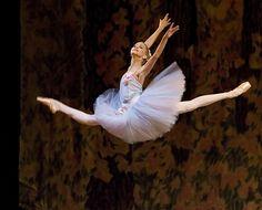thepointe-ofperfection:  sfpirouette:  Alina Somova  Follow for more dance on your dash