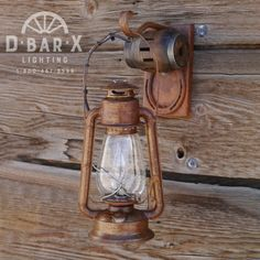 DX814 - Visit D Bar X Lighting to shop: www.dbarxlighting.com Frosted Glass, Clear Glass, Rustic Lanterns, Rustic Wall Sconces, Wagon Wheel, Mason Jar Lamp, Wall Sconce Lighting, Light Fixtures, Wall Lights