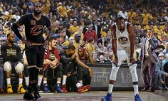 Blind yourselves as much as you want but LeBron James is one of the greatest players to ever have played. These past 3 finals games have really been a disaster for the Cleveland Cavaliers but why is everyone blaming LeBron? He is giving his everything averaging a triple-double doing the best plays. In game 3 he played 46 minutes. In 2 minutes off the court the Cavs were outscored by 12 points and had 2 turnovers! But of course it is LeBrons fault because he ''sucked in the 4th'' right.  Why…