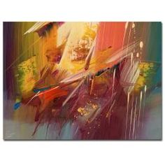 Ricardo Tapia 'Freedom' Canvas Art | Overstock.com Shopping - Top Rated Trademark Fine Art Canvas