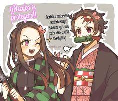 Kimetsu no yaiba❤ Otaku Anime, Anime Art, Slayer Meme, Familia Anime, Estilo Anime, Dragon Slayer, Demon Hunter, Anime Crossover, Anime Demon