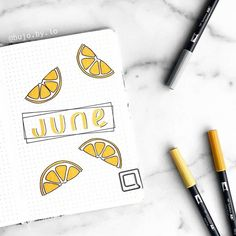 Be artsy this summer with these simple summer bullet journal themes! Choose from 17 cover page ideas that will perfectly your summer journal. Be inspired by simple doodles, spreads, layouts, minimalist spreads, and more fun bujo designs! #summer #bulletjournal #coverpage Bullet Journal Tools, Bullet Journal Cover Page, Bullet Journal Themes, Bullet Journal Spread, Journal Covers, Summer Journal, Simple Doodles, Tombow, Journal Inspiration