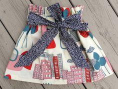 City Skirt by thegreenelephantco on Etsy, $22.00