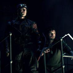 bucky sitting the winter soldier | The Winter Soldier l Зимний солдат Bucky Barnes | VK