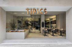 TIPICS - Restaurant & Coffe Shop