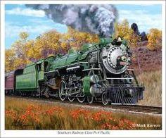 SR Steam Engine