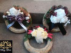 Halloween, Grapevine Wreath, Grape Vines, Celebration, Wreaths, Pink, Home Decor, Homemade Home Decor, Vineyard Vines