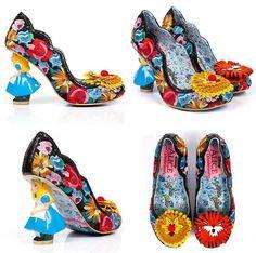 Irregular Choice - Alice in Wonderland collection
