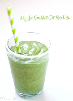 This is an incredibly nutrient-dense green smoothie that will keep you going for several hours. My kids love this smoothie and it makes for extra-creamy green popsicles.