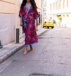 Vans Girls, Kimono Dress, Kara, Clothes, Shoes, Dresses, Products, Style, Fashion