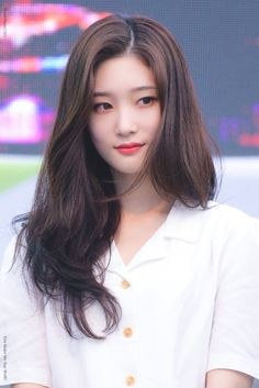 Pretty Korean Girls, Pretty Girls, Jung Chaeyeon, Kim Dong, Music Pictures, Kdrama Actors, Ioi, Korean Celebrities, Girl Face