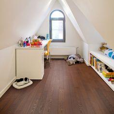 Wood veneer flooring - PAR-KY Sound+ Golden Ash brushed